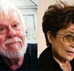 Biennale Arte  53. Esposizione Internazionale d'Arte  Yoko Ono e John Baldessari Leoni d'oro alla carriera