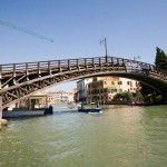 Ponte dell'Accademia il nuovo ponte accessibile