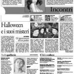 Halloween e i suoi misteri