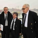 Brunetta e Sacconi al Salone nautico internazionale di Venezia