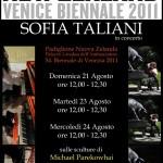 Sofia Taliani in concerto