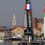 Al via America's Cup a Venezia