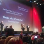 I vincitori della Mostra del Cinema