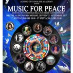 Music for Peace: Giornata della Pace al Candiani